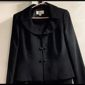 🌟Host Pick🌟 14P  Le Suit Formal Black w Skirt